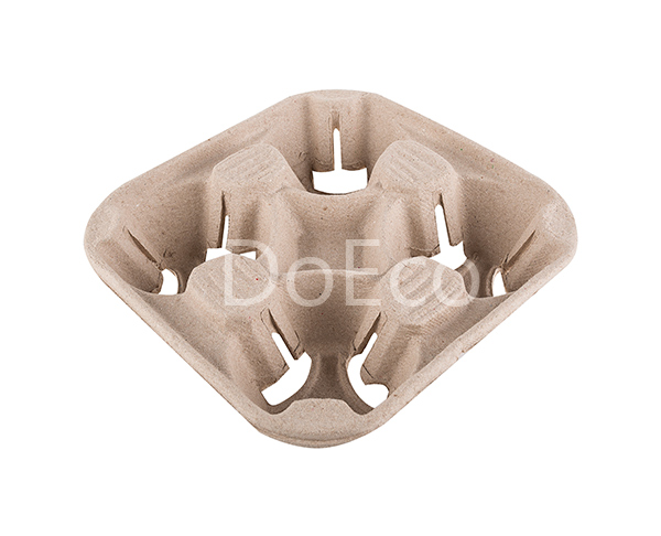 00026 - BOX ECO CUP HOLDER4 P/KRAFT X130PZ