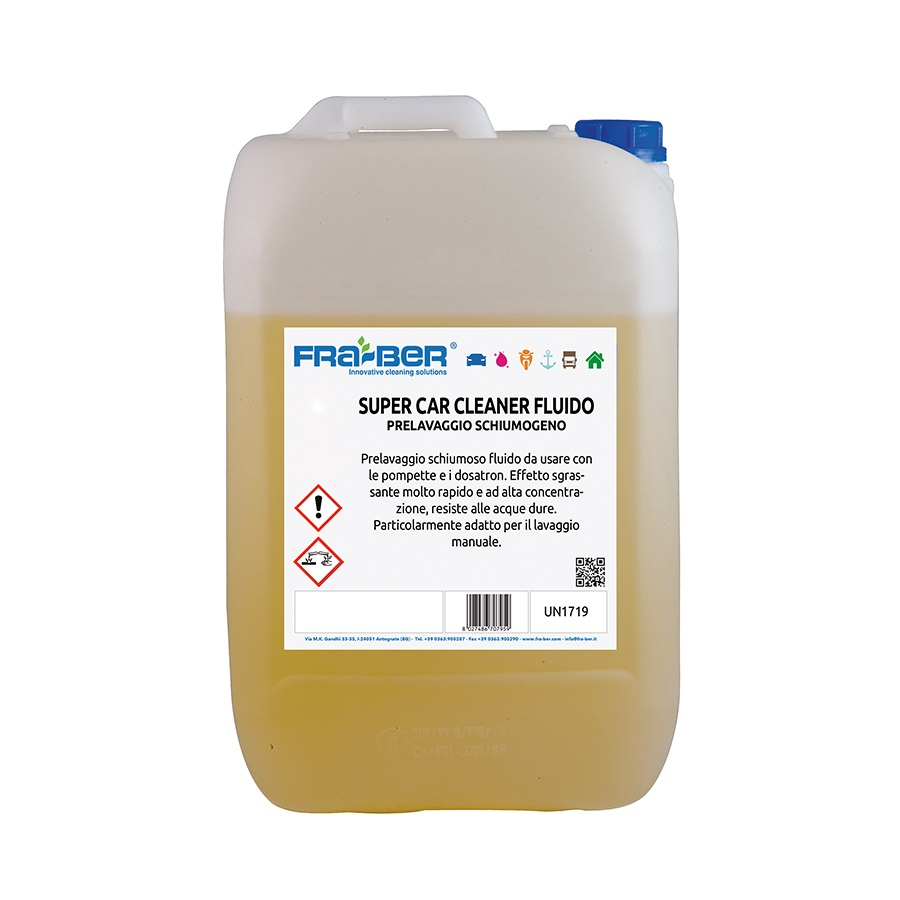 FRABER SUPER CAR CLEANER FGX25