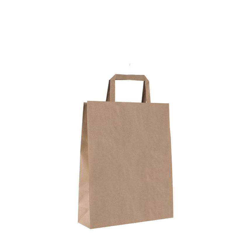 SHOPPER CARTA AVANO 20+10X32 S/ST
